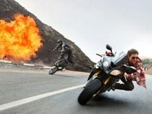 <I>Rogue Nation</i> Tops US Box Office, <I>Fantastic Four</i> Lags Behind