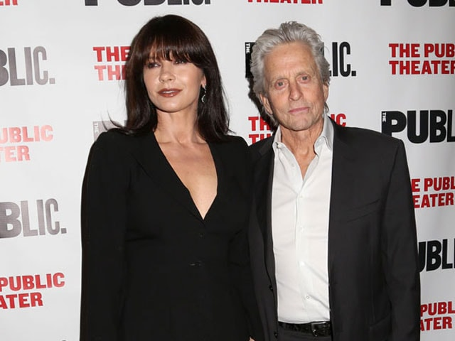 Michael Douglas Not Renewing Vows With Catherine Zeta-Jones