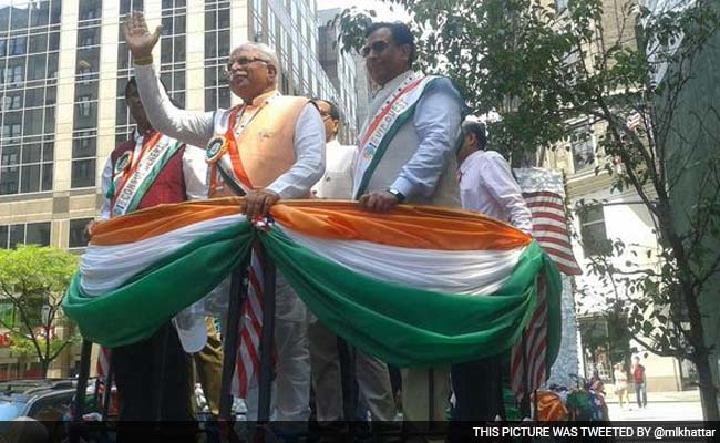 Indian-Americans Celebrate Independence Day With Fervour In New York
