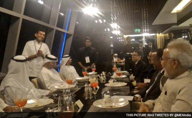 PM Modi in the UAE: What was on Sanjeev Kapoor's Menu for Day Two? In Hindi