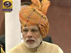 Respect for Labour Should be National Trait, Says PM Modi on Independence Day