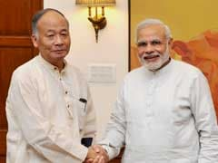 Will Discuss Naga Peace Accord With Other North-East States, Says TR Zeliang