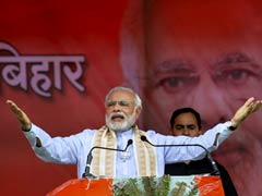 If Jungle Raj Part 2 Comes, Everything Will be Ruined: PM Modi in Gaya