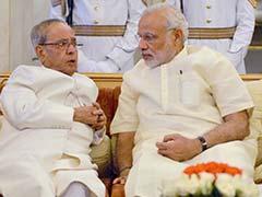 President Pranab Mukherjee's 'At Home' Function Held Indoors Following Rains