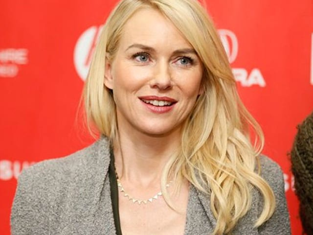 Why Naomi Watts Hardly Ever Wears Make-Up