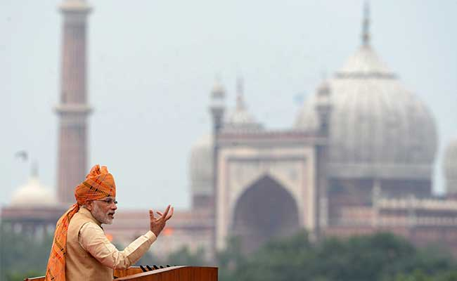 'Corruption is a Termite, Needs Injection of Medicine': PM Modi at Red Fort