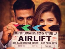Nimrat Kaur Says <i>Airlift</i> Co-Star Akshay Kumar is 'Great, Fantastic'