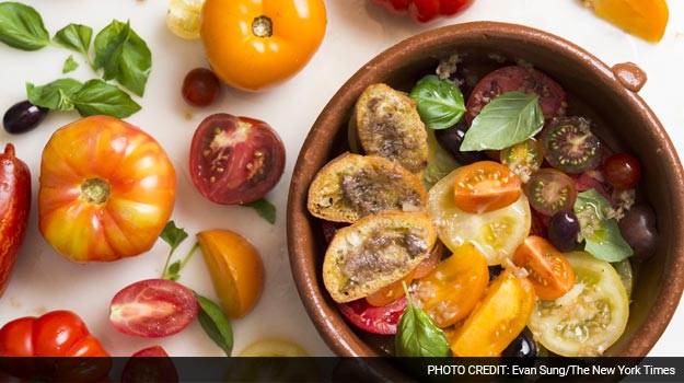 Tomatoes, Corn and Zucchini: Ripe for the Cooking