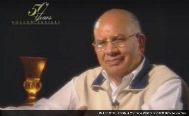 Hero Cycles Founder Om Prakash Munjal Dies at 87