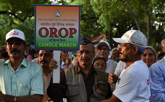 OROP Activist Arrested For Alleged Financial Irregularities In Welfare Organisation