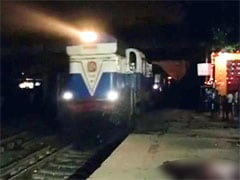 पटना : बच्चे को बचाने रेल ट्रैक पर कूद पड़े लोग, ट्रेन से कुचलकर पांच मरे
