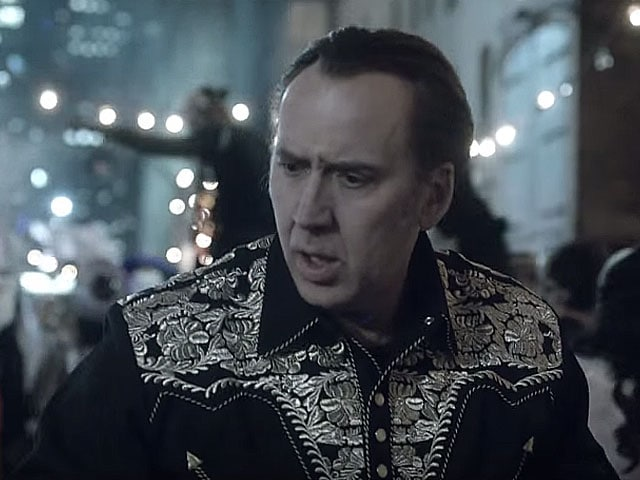 Nicolas Cage as Desperate Father in Pay the Ghost Trailer