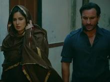 Katrina, Saif Have no Time For Love in New <I>Phantom</i> Song