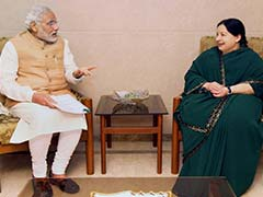 Jayalalithaa's Demise Has Left A Huge Void In Indian Politics: PM Narendra Modi