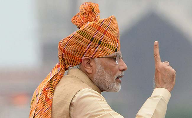 pm narendra modi independence day 650 afp