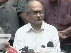 AAP's Lokpal Bill 'Worst of All', Says Prashant Bhushan