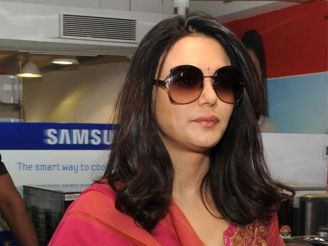 Preity Zinta 'Turned-Off' by Men With Money But No Manners