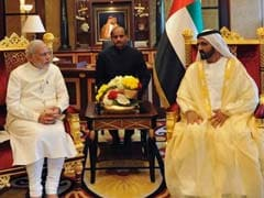 Full Text of Joint Statement Between India and UAE