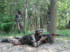 श्रीनगर में तबाही मचाने आ रहे दो आतंकियों को सुरक्षाबलों ने मार गिराया