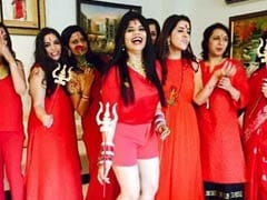 A Radhe Maa-Themed Kitty Party. Whatever Next?