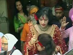 Radhe Maa Questioned For Over 4 Hours, Gets Interim Relief From Arrest