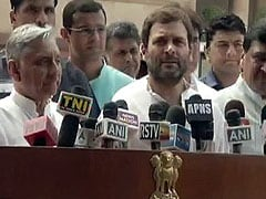 'For 30 Years BJP Lied About My Father': Rahul Gandhi on Bofors Controversy