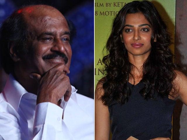 Rajinikanth's Film With Radhika Apte is Named Kabali