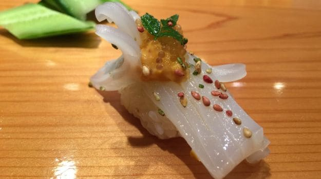 Would You Dare To Try The Dancing Squid Dish? This New Japanese Food Trend