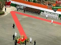 PM Modi To Address the Nation on India's 69th Independence Day