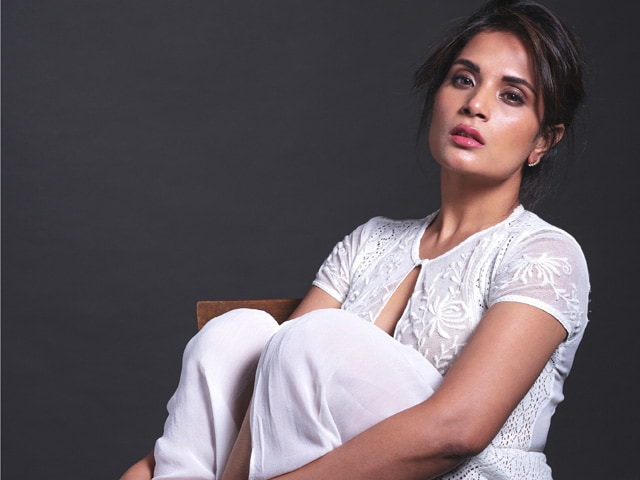 Richa Chadha Loves Fashion But is 'Moody'