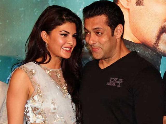 Jacqueline Fernandez: I Trust Salman Khan Blindly