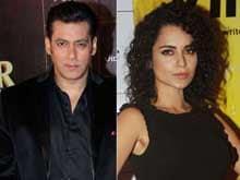 Salman Khan Called me About <i>Katti Batti</i>, Says Kangana Ranaut