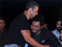 Salman Khan Wants Nawazuddin's <i>Manjhi</i> to be a 'Big Hit'