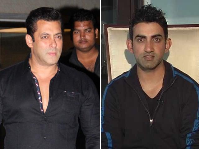 Salman Khan Gautam Gambhir Ke Hain Koun? Here's the Connection