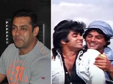 <I>Sholay</i> Memories: Salman Khan Went to the Premiere in His School Uniform