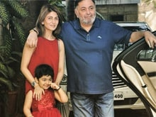 Rishi Kapoor's 4-Year-Old Granddaughter Dubsmashes 'For Her <i>Nana</i>'