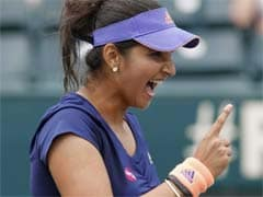 Sania Mirza Retains World No. 1 Rank For Second Successive Year