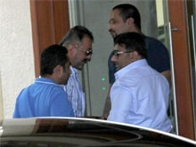Sanjay Dutt is Home For 30 Days From Jail, For Daughter's Surgery