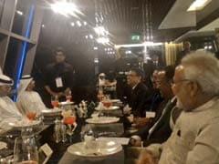 पीएम मोदी के स्पेशल वेज डिनर के लिए शेफ़ संजीव कपूर को अबु धाबी बुलाया गया