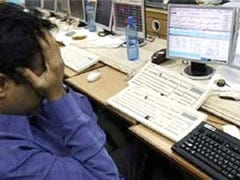Sensex Slumps 800 Points, Nifty Settles at its Lowest Since May 2014