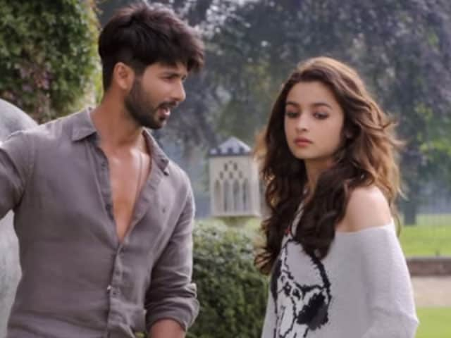 The First Trailer of Shahid, Alia's Shaandaar Love Story is Out