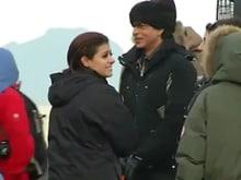 Sneak Peek: Shah Rukh and Kajol's <i>Dilwale</i> Song Looks Charming