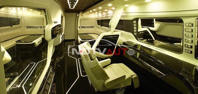 SRK Vanity Van