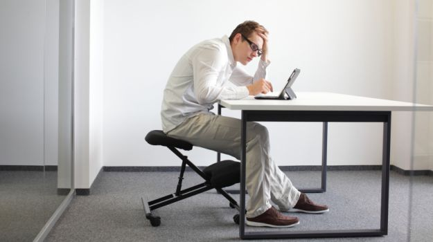 Get Active: Prolonged Sitting Could Result in Fatty Liver