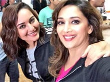 Sonakshi's San Francisco Travel Book, There's Madhuri Too