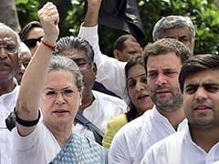 Congress Sends Invites For Opposition <i>Satyagraha</i> In Gujarat