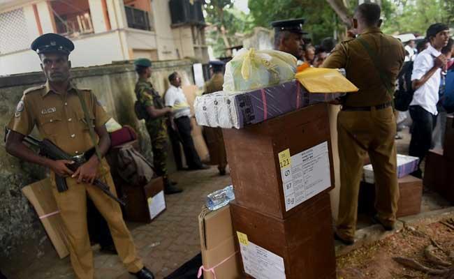 Former President Rajapaksa Plans Comeback as Sri Lanka Votes
