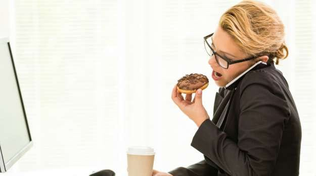 Stress Eating: What's that All About?