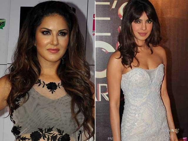 Sunny Leone 'Sees' Priyanka Chopra Everywhere She Drives in LA