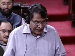Washout of Track Led to Derailment of Two Trains: Railway Minister Suresh Prabhu